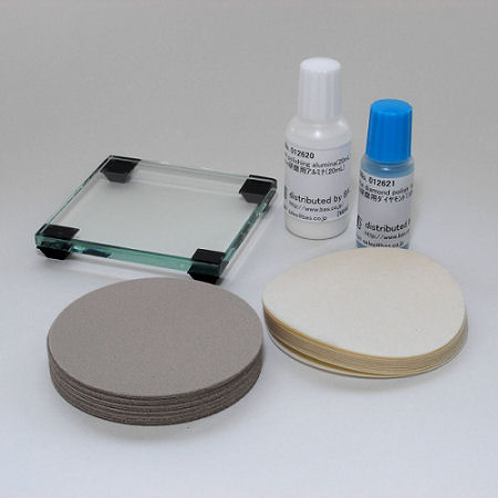 PK-3 Electrode Polishing kit