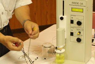 电化学和光谱电化学