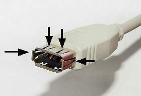 IDA电极连线套件/夹片