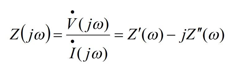 式 12-1. 阻抗表示方程式