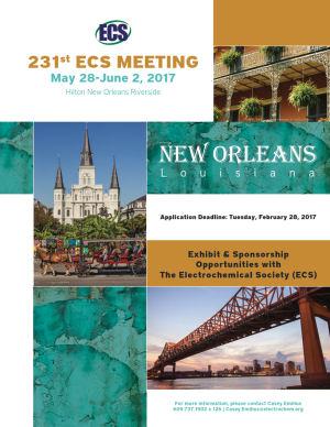 第231届ECS学术会议