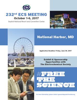 第232届ECS学术会议
