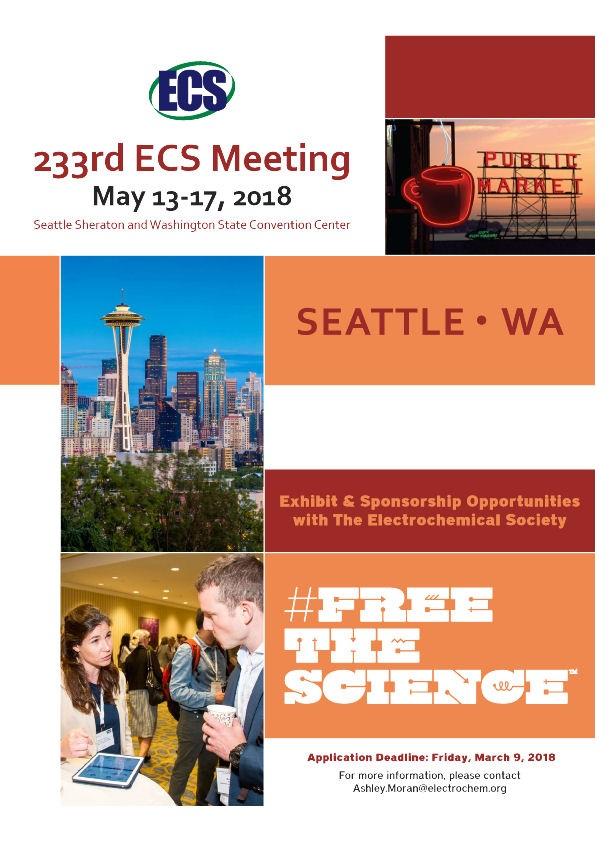 第233届ECS学术会议