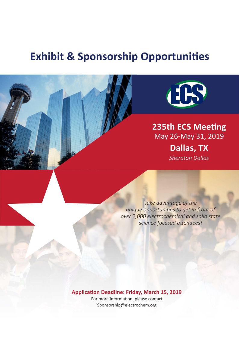 第235届ECS学术会议