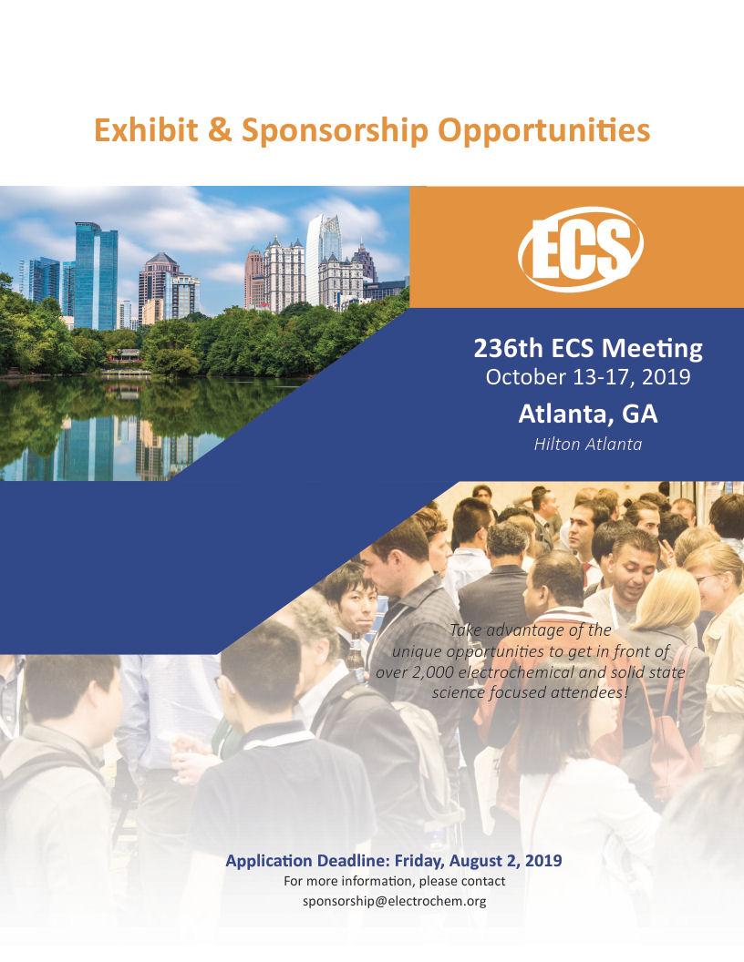 第236届ECS学术会议