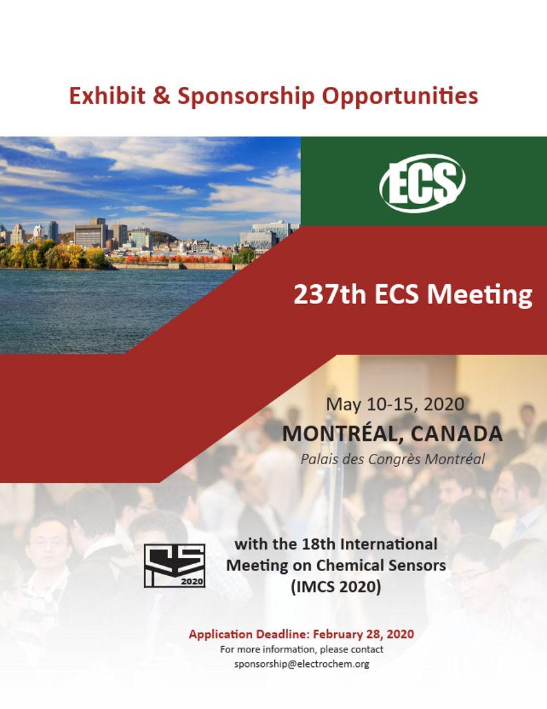 第237届ECS学术会议