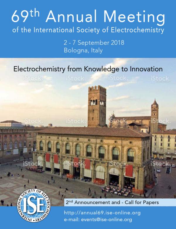 第69届ISE年度学术会议