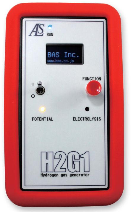 图1  H2G1 -  便携式制氢仪