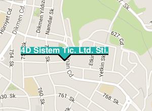 4D Sistem Tic. Ltd. Sti.
