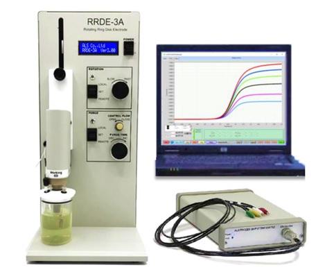 图6b RDE测量用设备器具