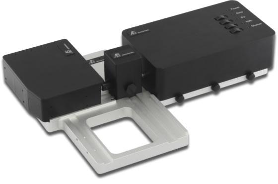 SEC2020光谱仪测量系统