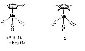 图8-2 过渡金属锰的簇合物。